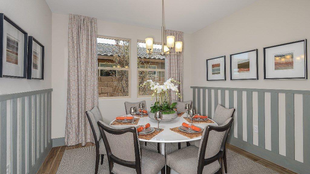 Kitchen featured in the Copper II Plan By Taylor Morrison in Phoenix-Mesa, AZ