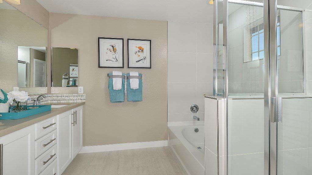Bathroom featured in the Copper II Plan By Taylor Morrison in Phoenix-Mesa, AZ