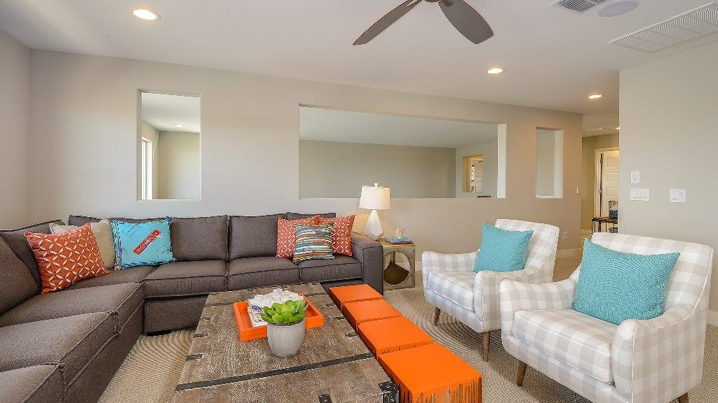 Living Area featured in the Copper II Plan By Taylor Morrison in Phoenix-Mesa, AZ