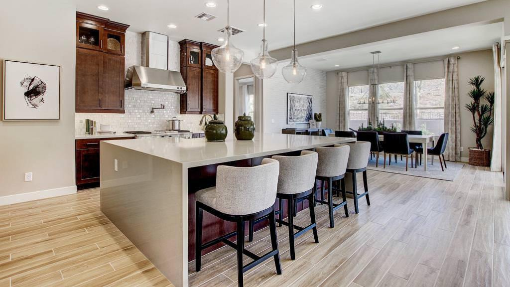 Kitchen featured in the Crestone By Taylor Morrison in Phoenix-Mesa, AZ