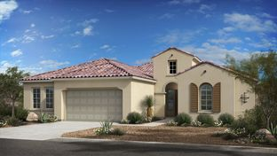 Whistler - Estates at Eastmark Summit Collection: Mesa, Arizona - Taylor Morrison