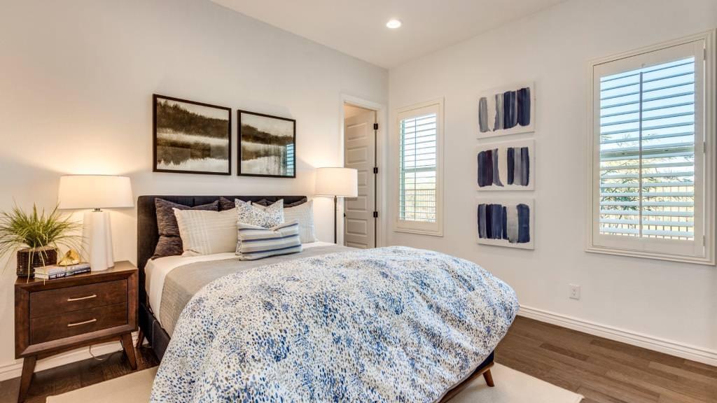 Bedroom featured in the Windom By Taylor Morrison in Phoenix-Mesa, AZ