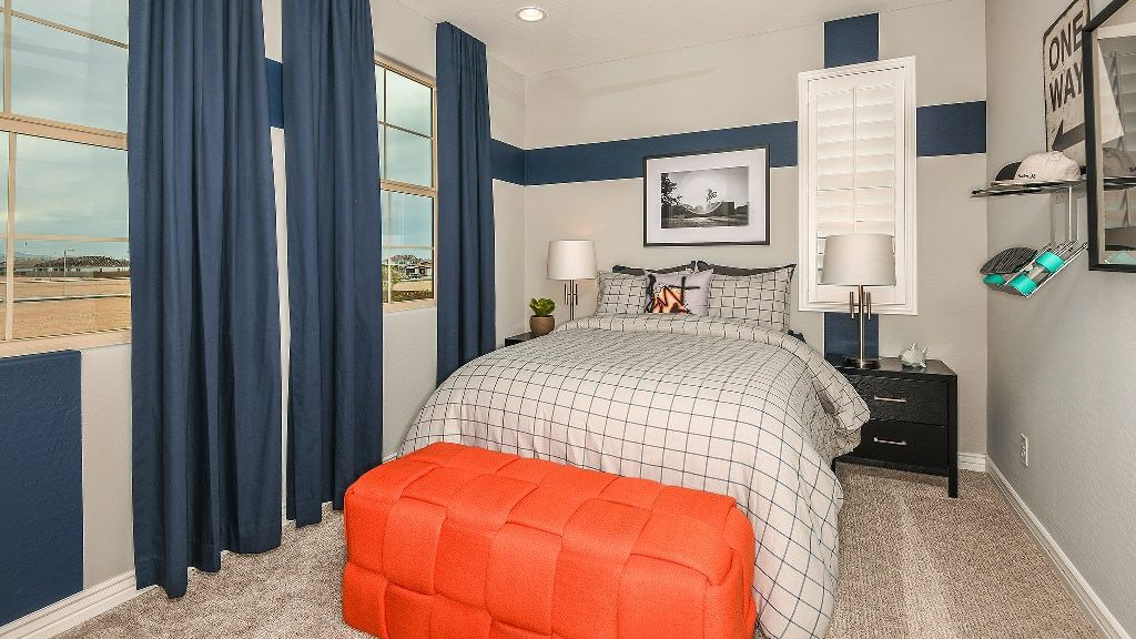 Bedroom featured in the Indigo By Taylor Morrison in Phoenix-Mesa, AZ