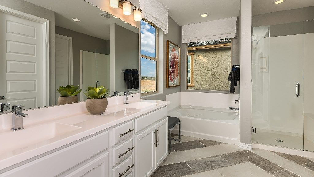 Bathroom featured in the Indigo By Taylor Morrison in Phoenix-Mesa, AZ