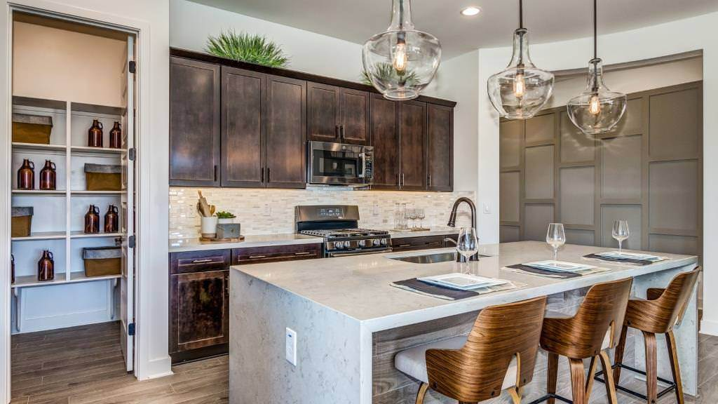 Kitchen featured in the Iris By Taylor Morrison in Phoenix-Mesa, AZ