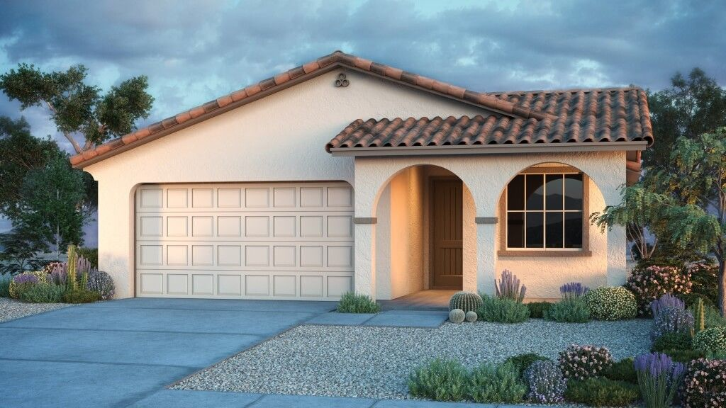 Exterior featured in the Edmonton By Taylor Morrison in Phoenix-Mesa, AZ