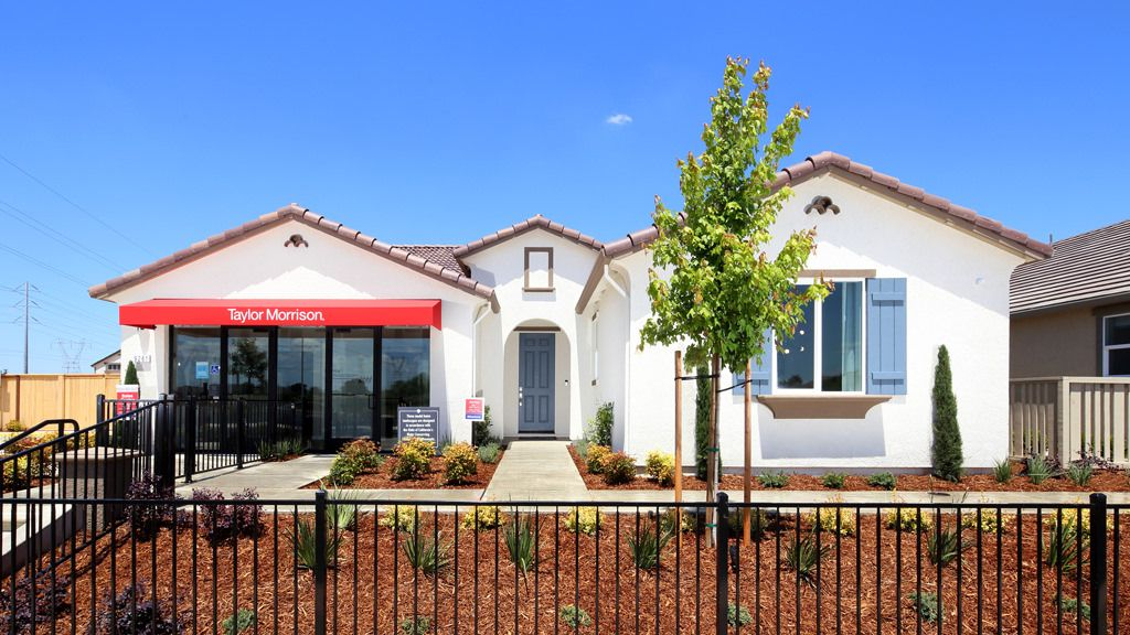 Exterior featured in the Journey Plan 1 Plan By Taylor Morrison in Sacramento, CA