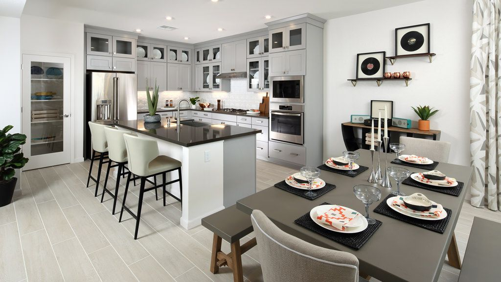 Kitchen featured in the Journey Plan 1 Plan By Taylor Morrison in Sacramento, CA