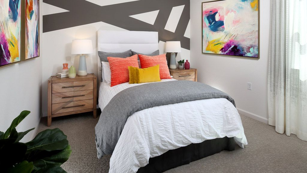 Bedroom featured in the Journey Plan 1 Plan By Taylor Morrison in Sacramento, CA