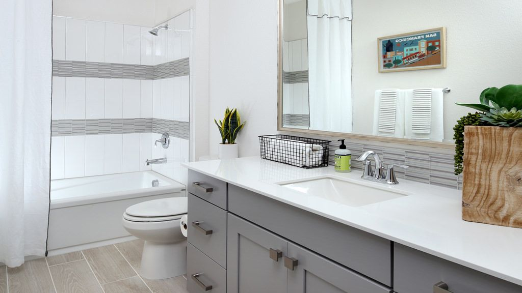 Bathroom featured in the Journey Plan 1 Plan By Taylor Morrison in Sacramento, CA