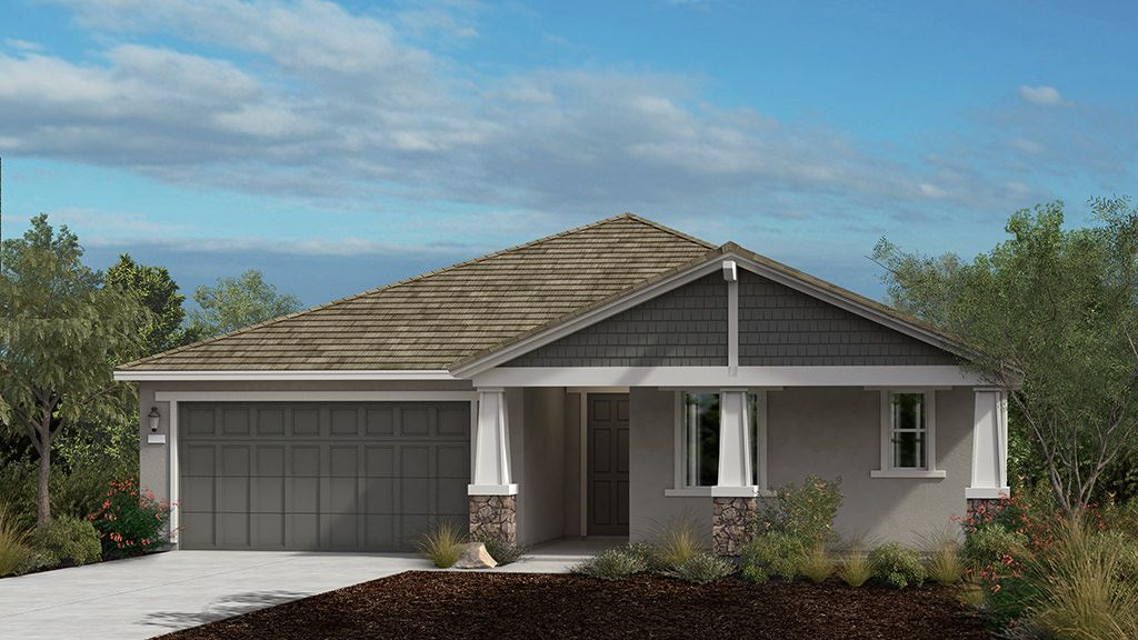 Exterior featured in the Voyage Plan 4 Plan By Taylor Morrison in Sacramento, CA