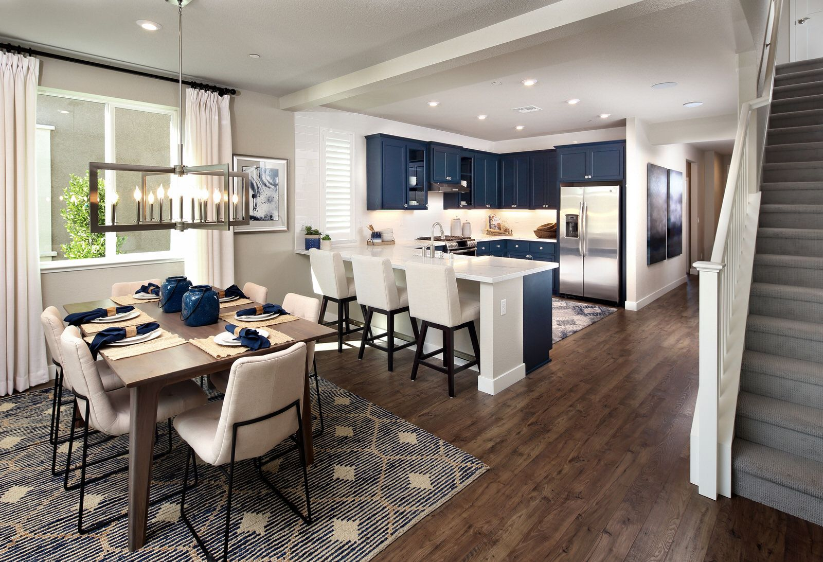 Kitchen featured in the Plan 2 Indigo Plan By Taylor Morrison in Sacramento, CA