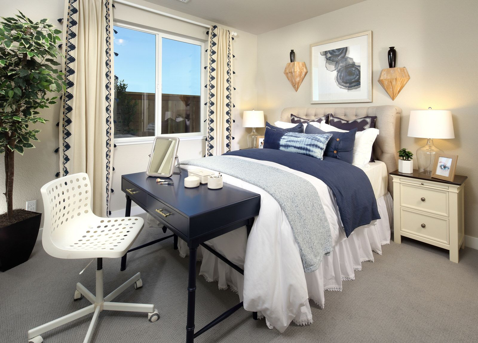 Bedroom featured in the Plan 2 Indigo Plan By Taylor Morrison in Sacramento, CA