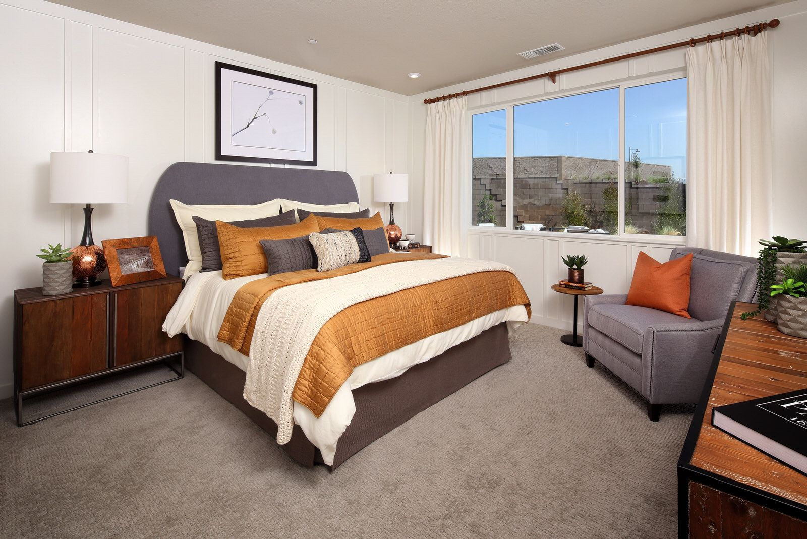 Bedroom featured in the Plan 6 Forest Plan By Taylor Morrison in Sacramento, CA