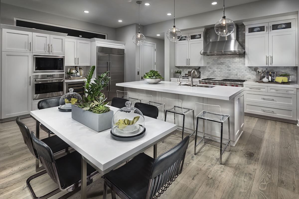 Kitchen featured in the Plan 2D  Option 2 By Taylor Morrison in Los Angeles, CA