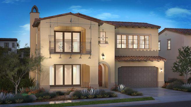 Azure Viewpoint 5500 Residence 5 Plan
