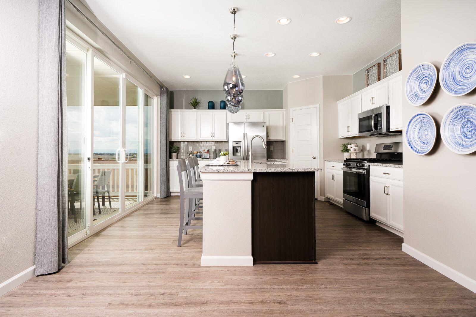 Kitchen featured in The Hayden By Taylor Morrison in Denver, CO