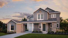 Aspen Model Home Plan