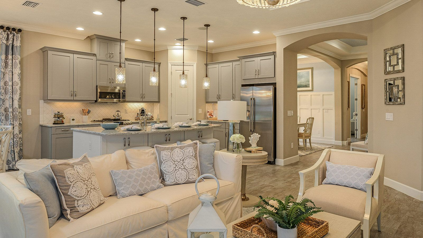 Living Area featured in the Farnese By Taylor Morrison in Naples, FL