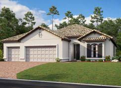 Copy of Lazio 3 car Plan - Esplanade at Starkey Ranch: Odessa, Florida - Taylor Morrison