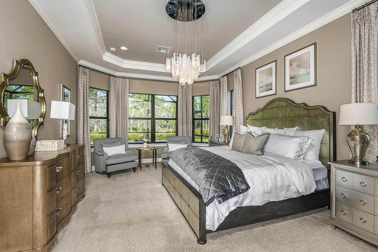 Bedroom featured in the Lazio Plan By Taylor Morrison in Tampa-St. Petersburg, FL