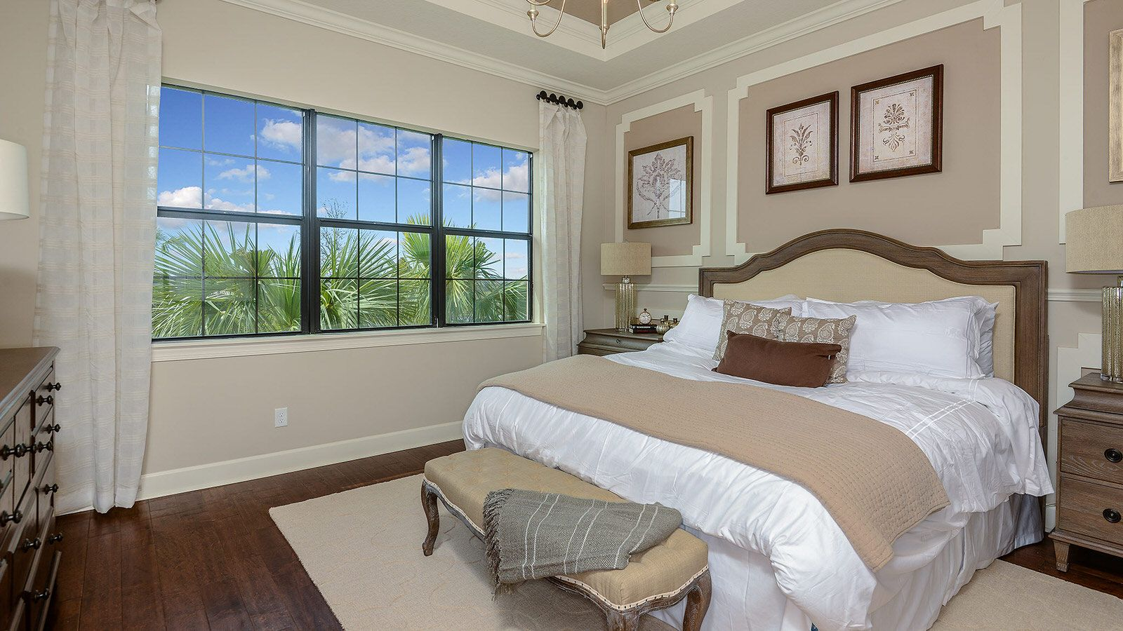 Bedroom featured in the Bellisimo VII Plan By Taylor Morrison in Naples, FL