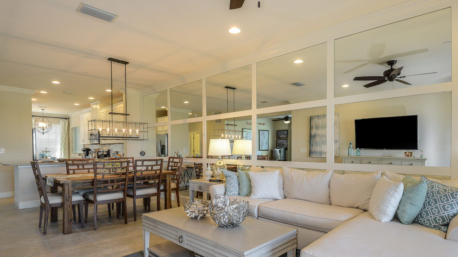 Living Area featured in the Caserta VII By Taylor Morrison in Naples, FL