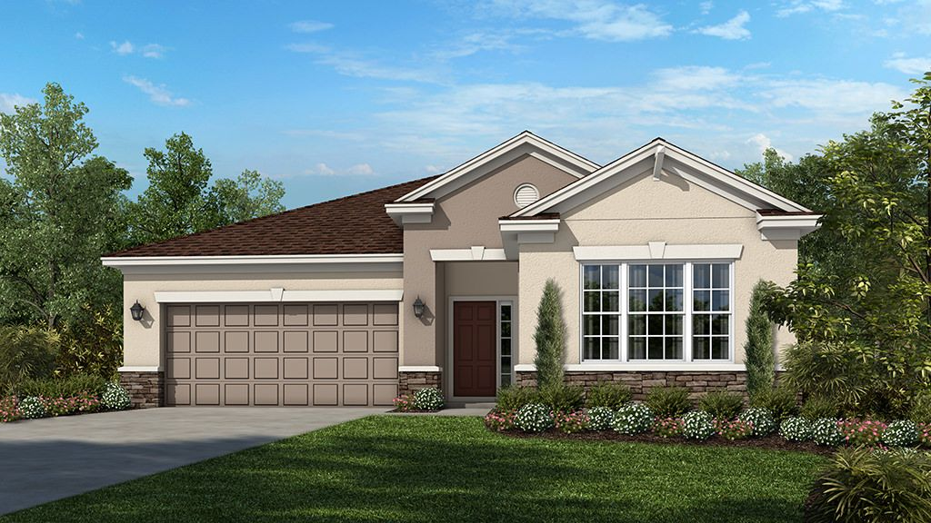 Exterior featured in the Antigua By Taylor Morrison in Orlando, FL