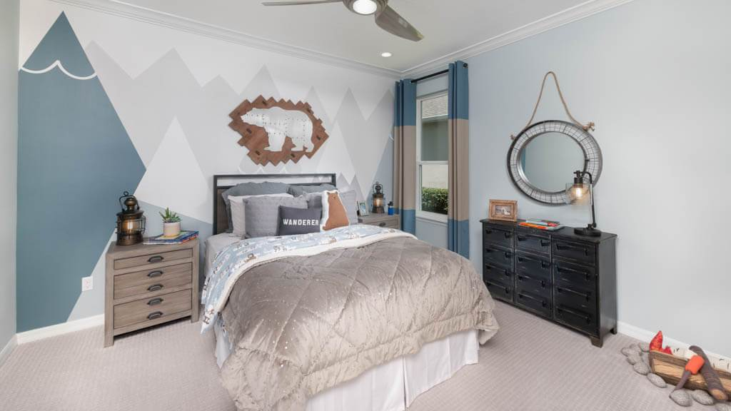 Bedroom featured in the Saint Croix By Taylor Morrison in Orlando, FL