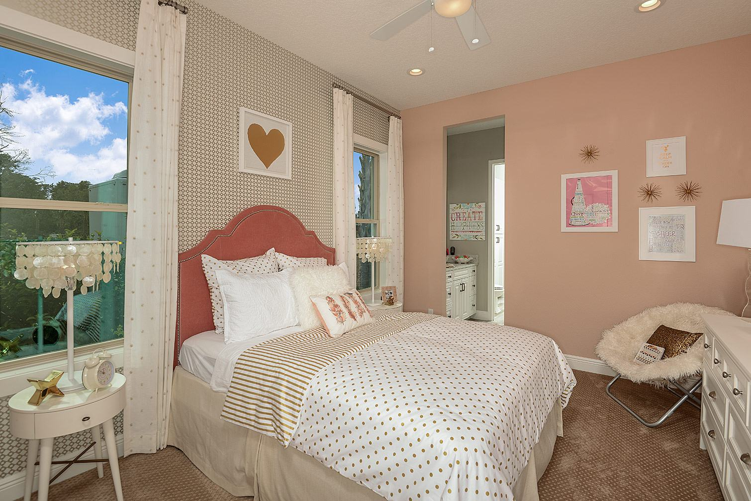 Bedroom featured in the Monte Carlo Plan By Taylor Morrison in Orlando, FL