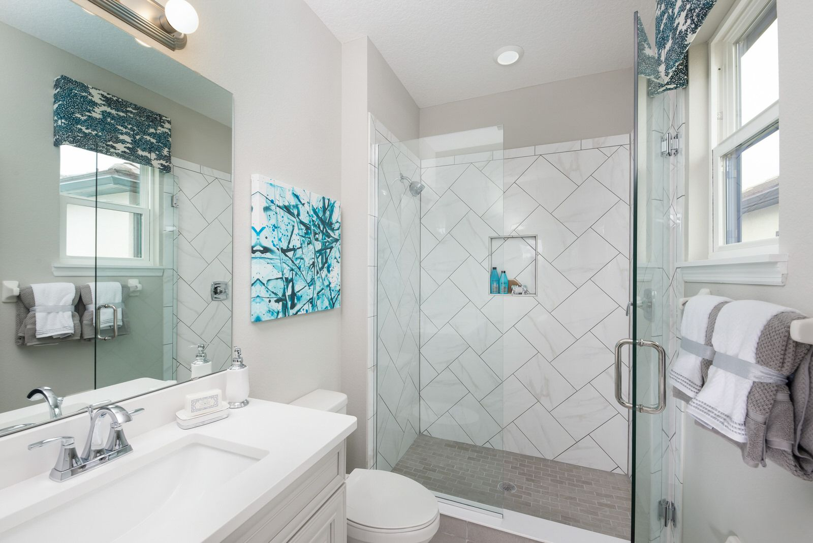 Bathroom featured in the Anastasia By Taylor Morrison in Orlando, FL
