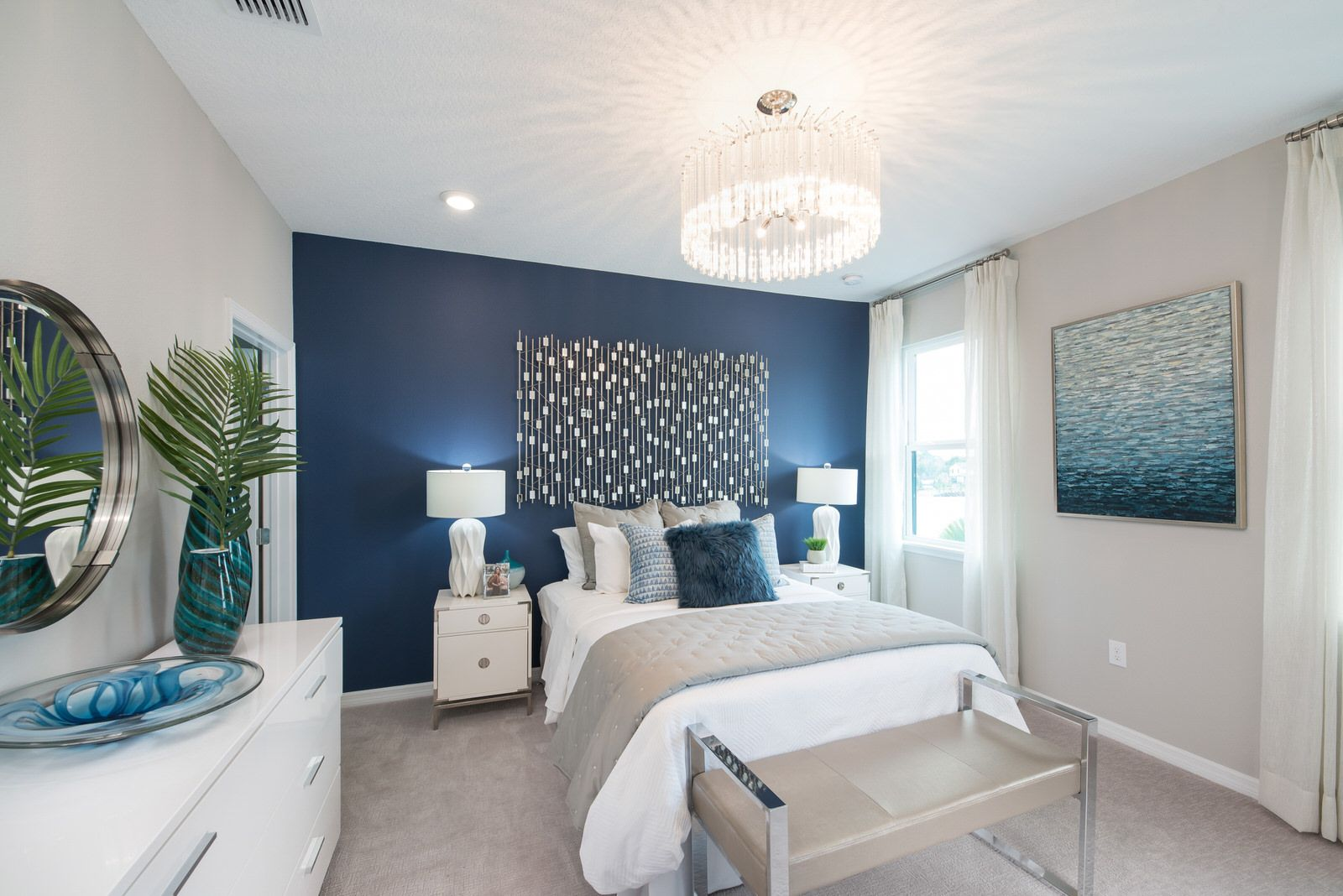 Bedroom featured in the Anastasia By Taylor Morrison in Orlando, FL