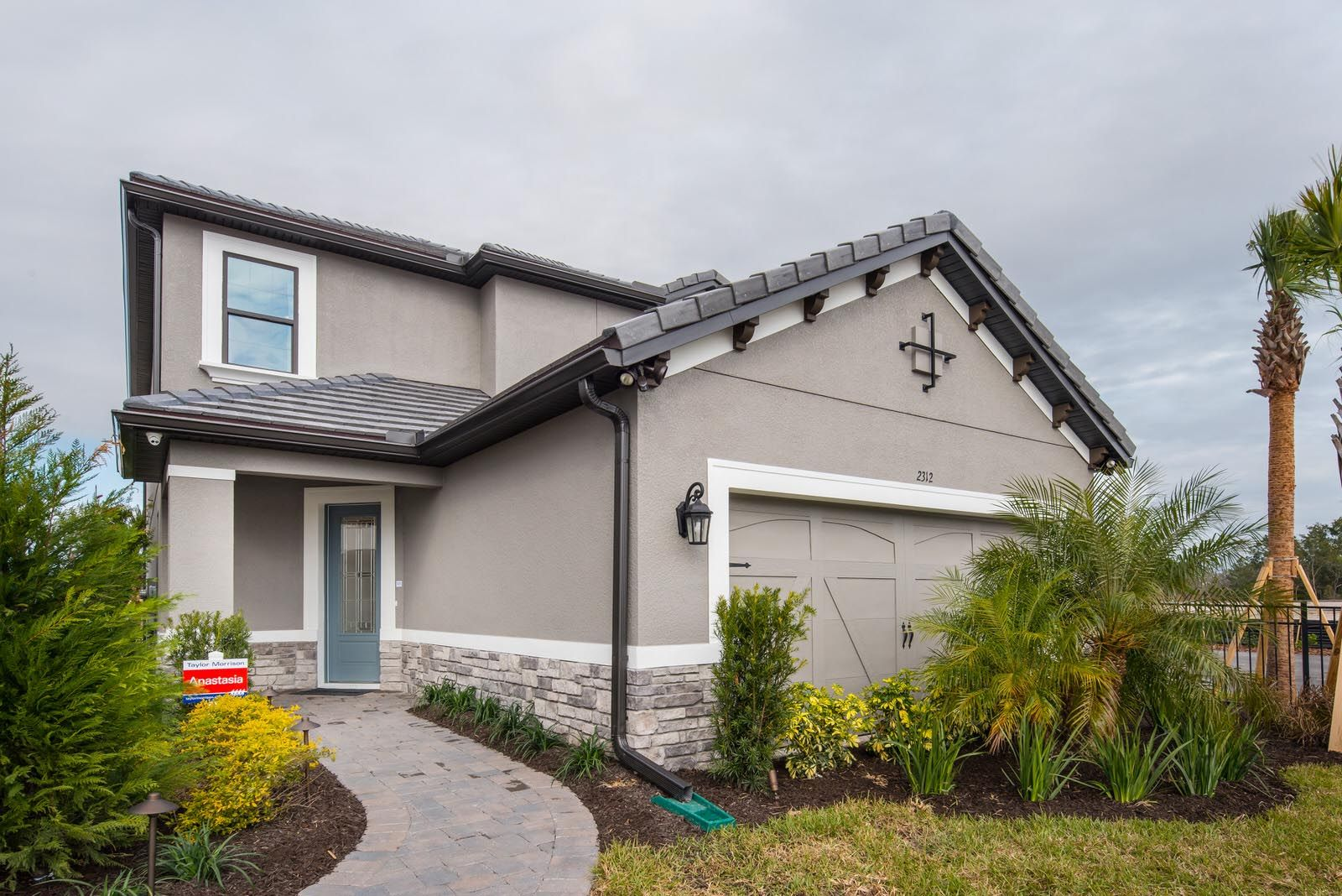 Exterior featured in the Anastasia By Taylor Morrison in Orlando, FL