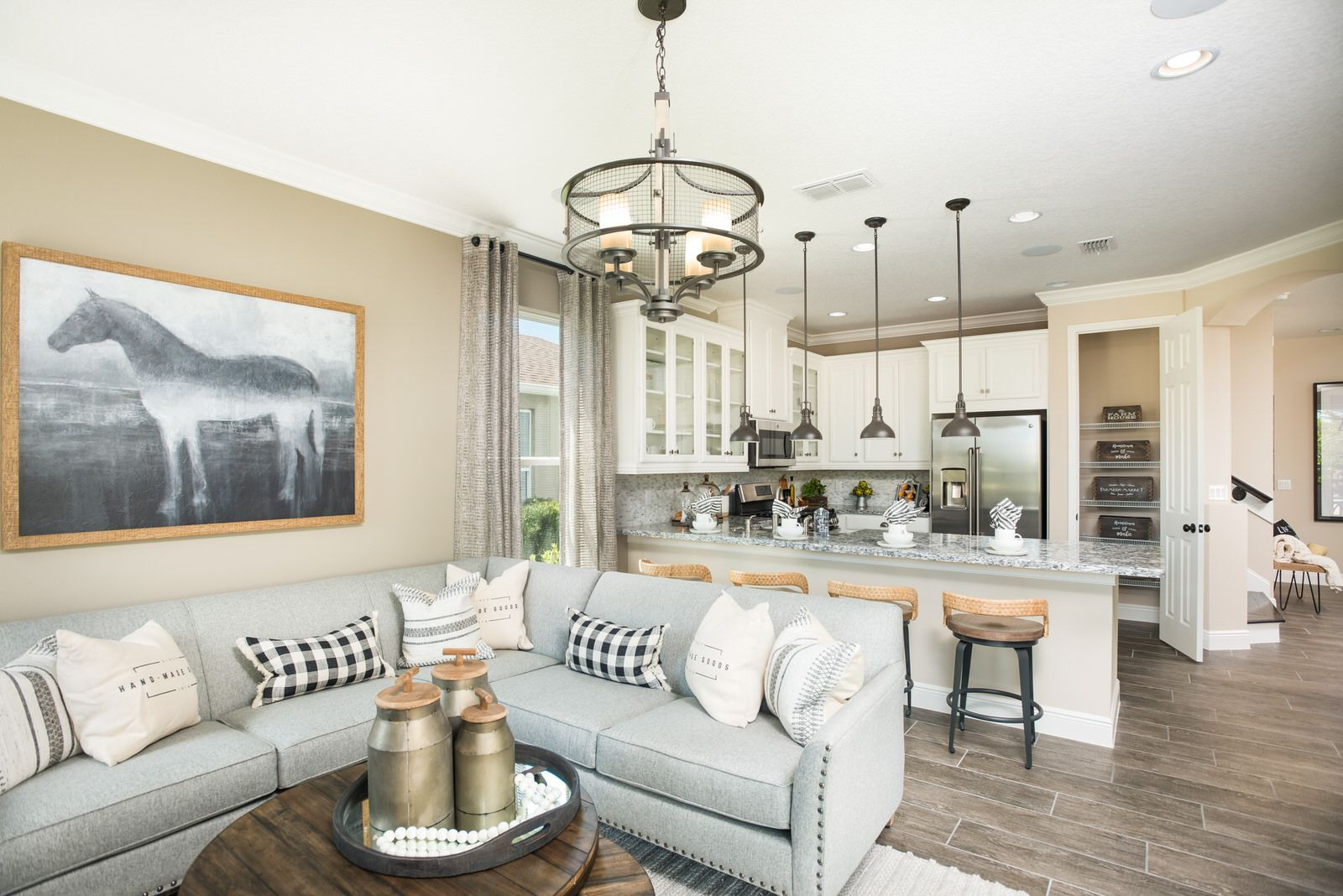 Living Area featured in the Boca Grande By Taylor Morrison in Orlando, FL