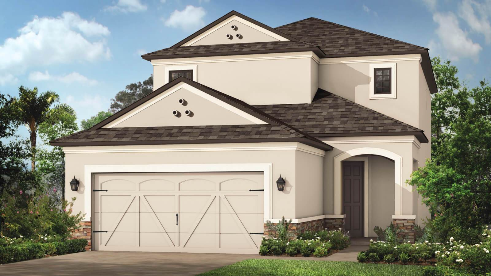 Exterior featured in the Captiva By Taylor Morrison in Orlando, FL