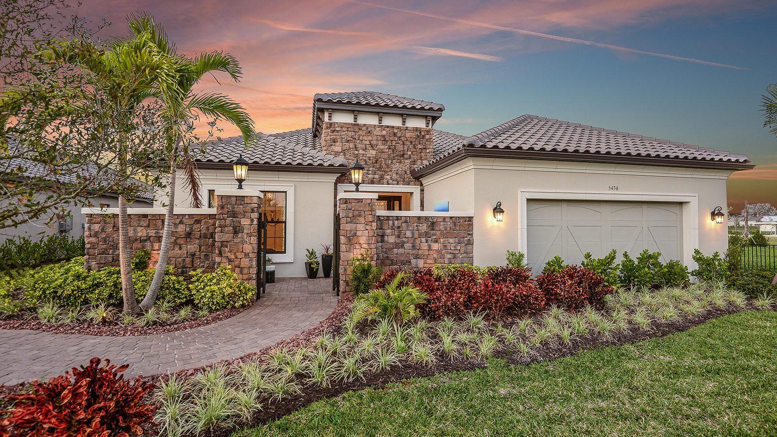 'Esplanade at Azario Lakewood Ranch' by Taylor Morrison - Sarasota in Sarasota-Bradenton