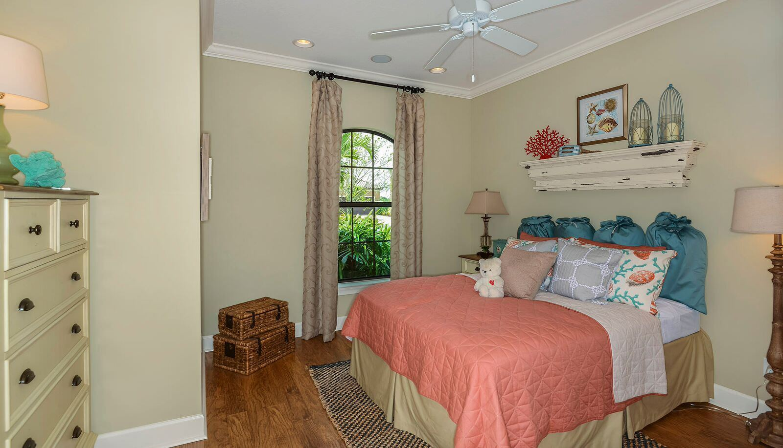 Bedroom featured in the Roma Plan By Taylor Morrison in Tampa-St. Petersburg, FL