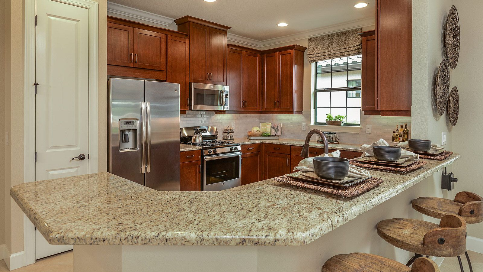 Kitchen featured in the Arezzo Plan By Taylor Morrison in Sarasota-Bradenton, FL