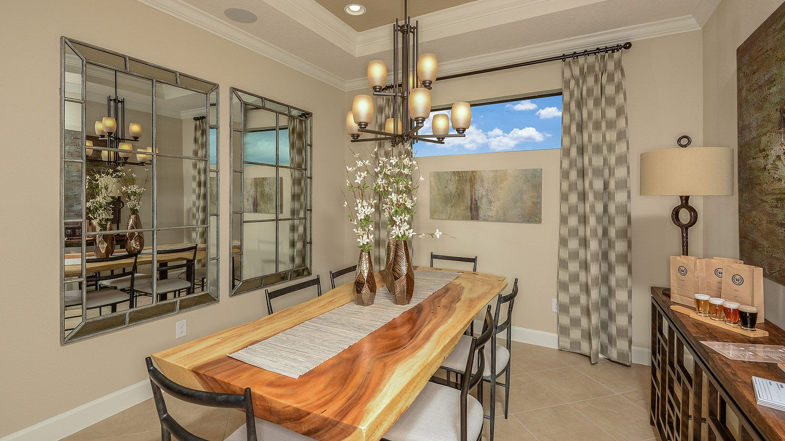 Living Area featured in the Arezzo Plan By Taylor Morrison in Sarasota-Bradenton, FL