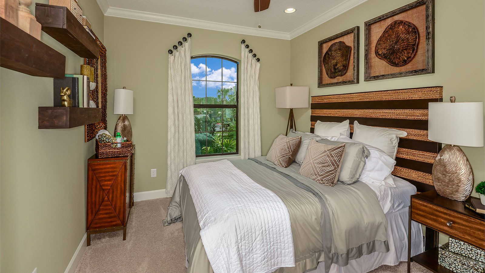 Bedroom featured in the Arezzo Plan By Taylor Morrison in Sarasota-Bradenton, FL