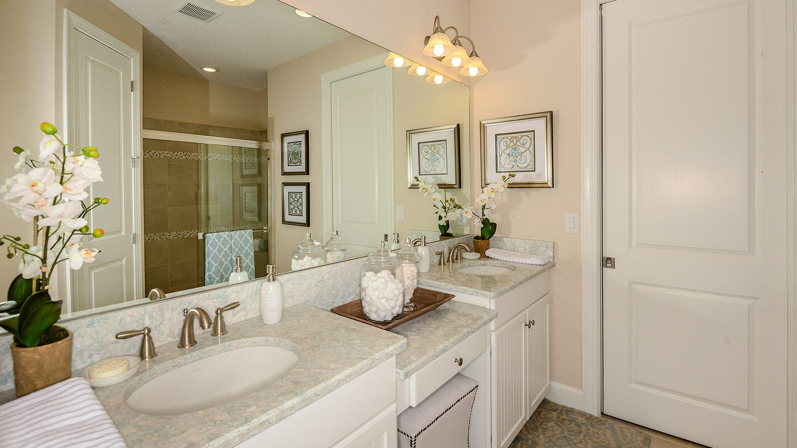 Bathroom featured in the Roma Plan By Taylor Morrison in Tampa-St. Petersburg, FL