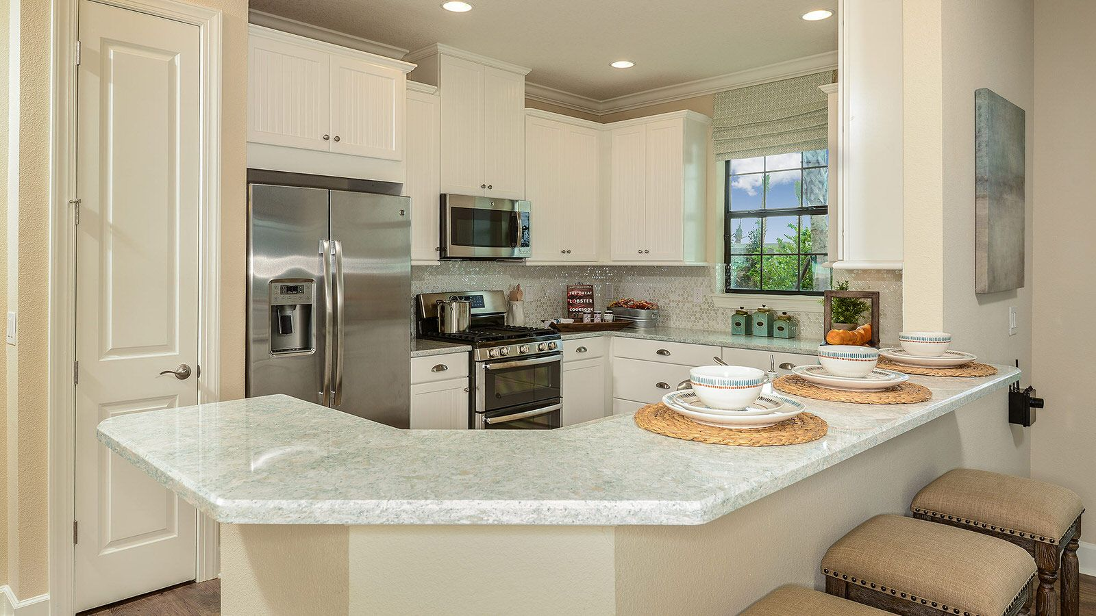 Kitchen featured in the Roma Plan By Taylor Morrison in Tampa-St. Petersburg, FL