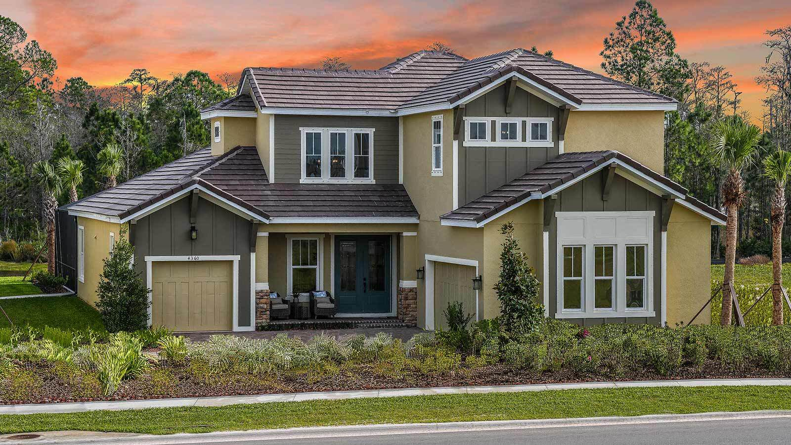 'Starkey Ranch - Whitfield Preserve' by Taylor Morrison - Tampa in Tampa-St. Petersburg