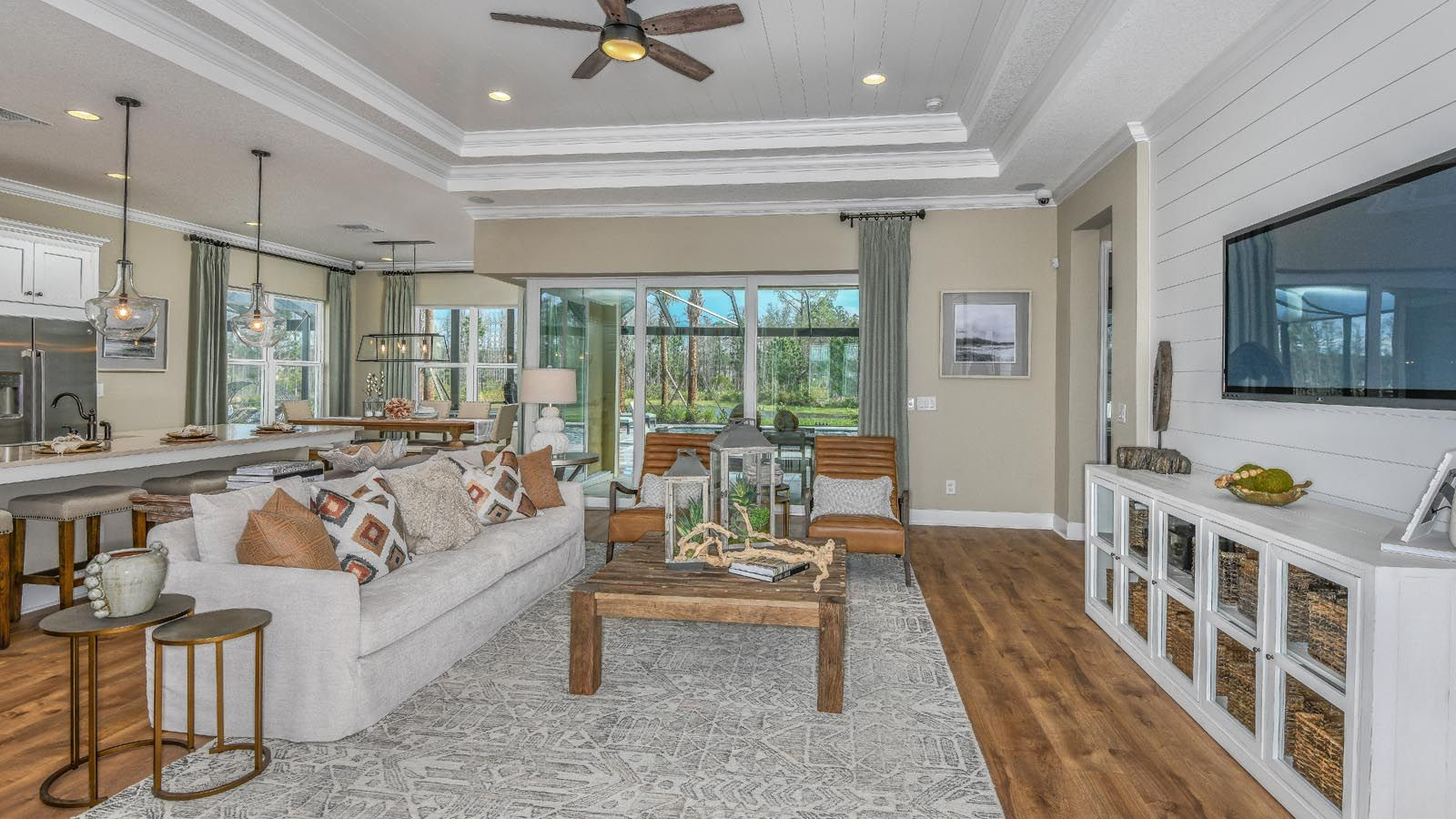 Living Area featured in the Tortola By Taylor Morrison in Sarasota-Bradenton, FL