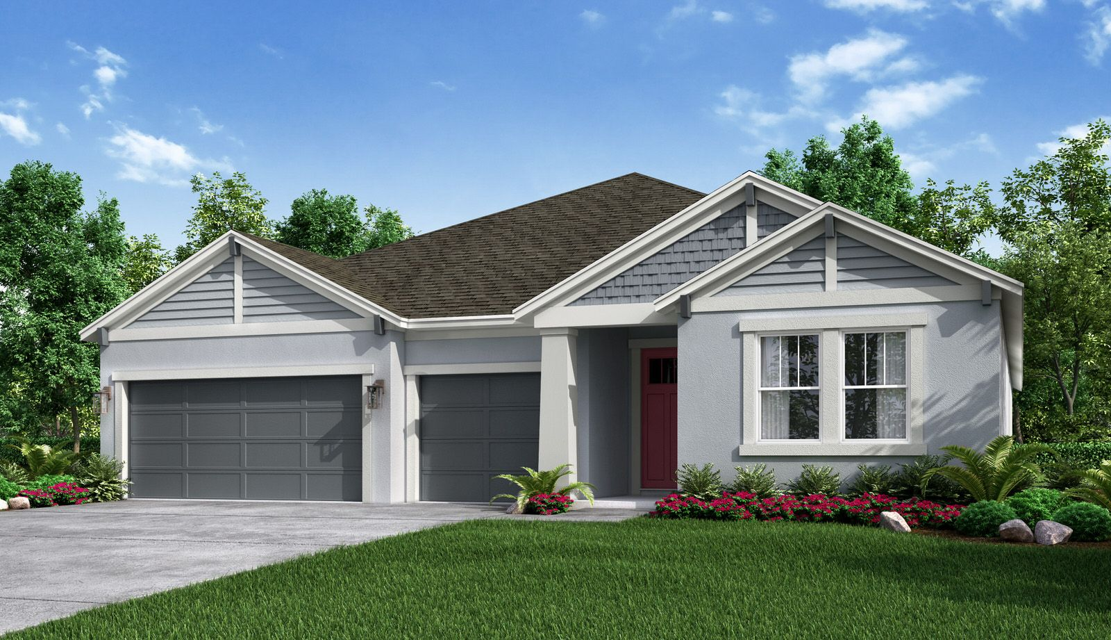 Exterior featured in the Saint Croix By Taylor Morrison in Sarasota-Bradenton, FL