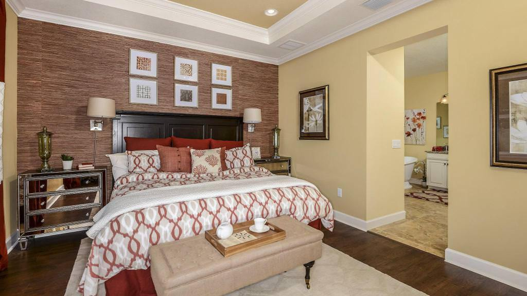 Bedroom featured in the Saint Thomas By Taylor Morrison in Sarasota-Bradenton, FL