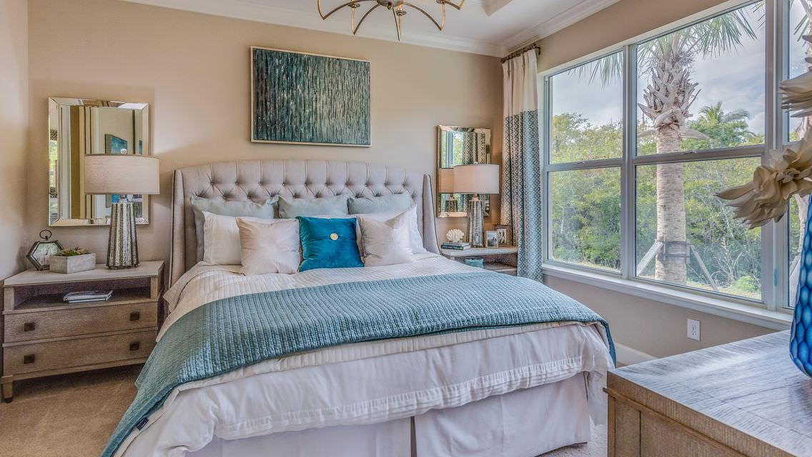 Bedroom featured in the Sandpiper Esplanade Plan By Taylor Morrison in Sarasota-Bradenton, FL