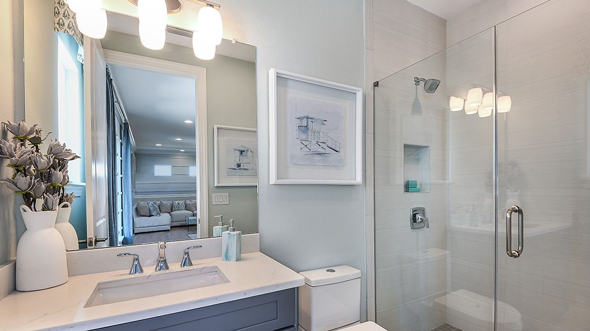 Bathroom featured in the Humboldt By Taylor Morrison in Sarasota-Bradenton, FL
