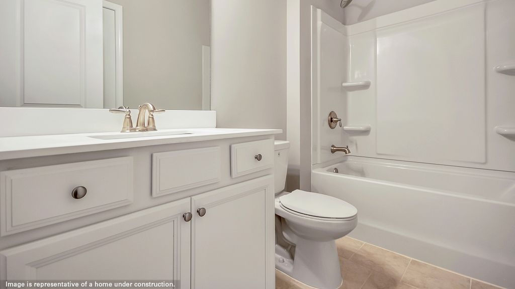 Bathroom featured in the Chelsea By Taylor Morrison in Atlanta, GA