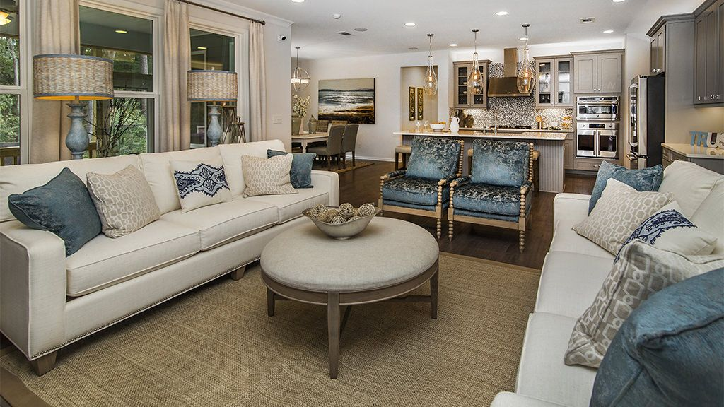 Living Area featured in the London By Taylor Morrison in Charlotte, NC